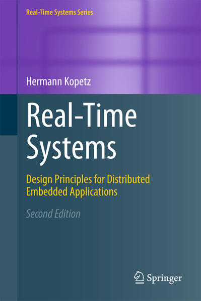 Real-Time Systems - Coverbild