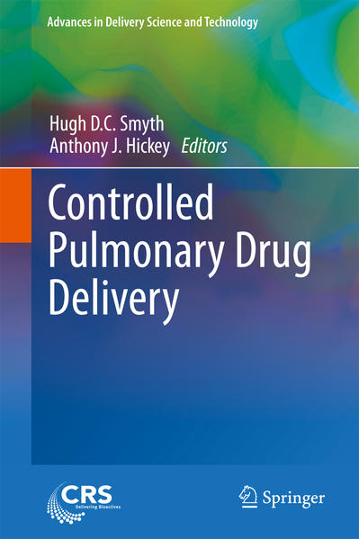 Controlled Pulmonary Drug Delivery - Coverbild