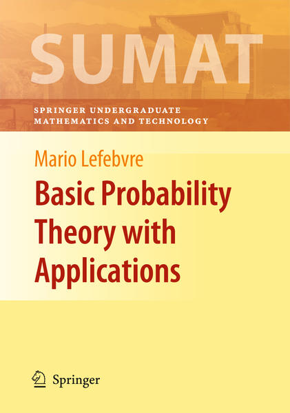 Basic Probability Theory with Applications - Coverbild