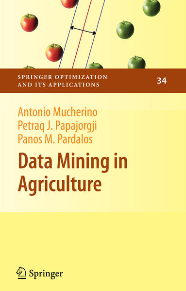 Data Mining in Agriculture - Coverbild