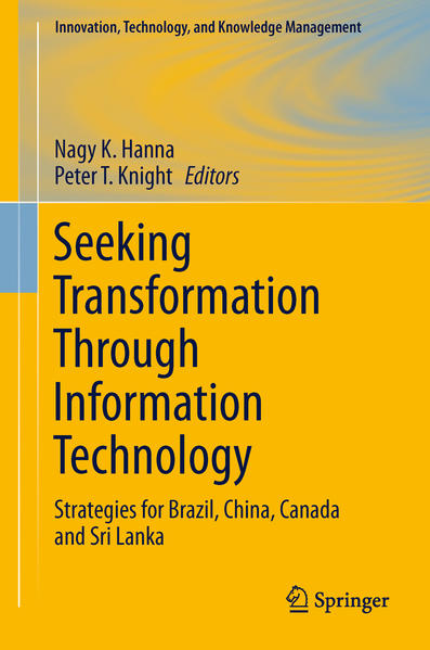 Seeking Transformation Through Information Technology - Coverbild