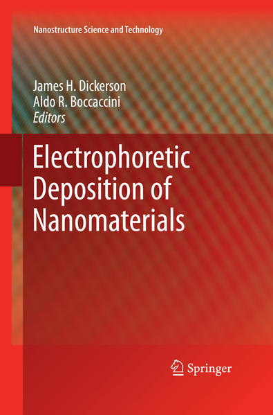 Electrophoretic Deposition of Nanomaterials - Coverbild