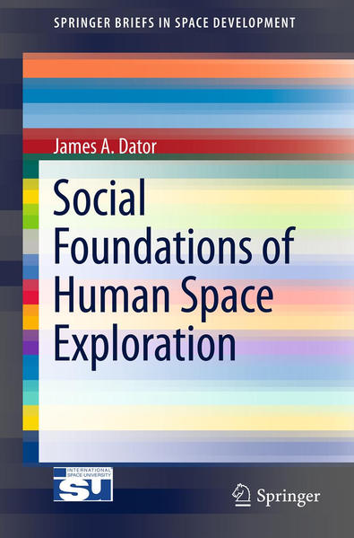 Social Foundations of Human Space Exploration - Coverbild
