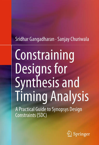 Constraining Designs for Synthesis and Timing Analysis - Coverbild