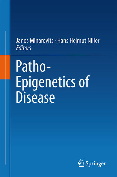 Patho-Epigenetics of Disease - Coverbild