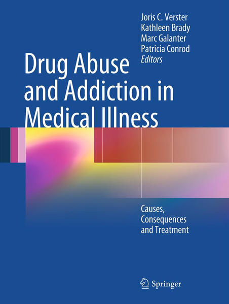 Drug Abuse and Addiction in Medical Illness - Coverbild