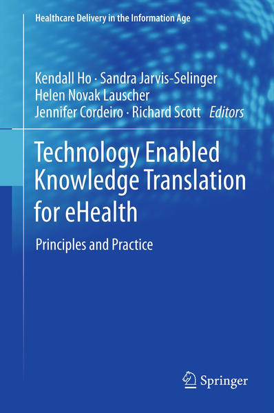 Technology Enabled Knowledge Translation for eHealth - Coverbild