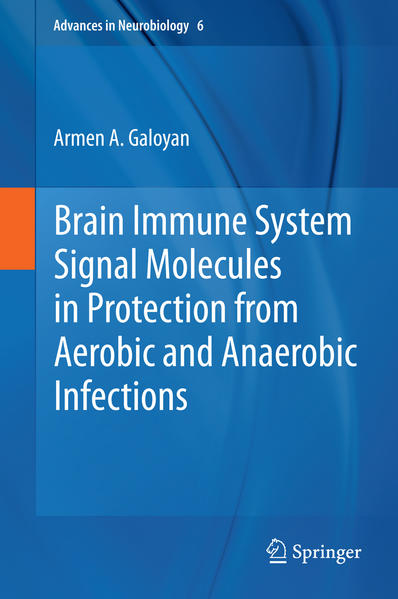 Brain Immune System Signal Molecules in Protection from Aerobic and Anaerobic Infections - Coverbild