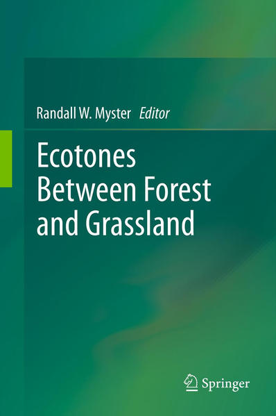 Ecotones Between Forest and Grassland - Coverbild