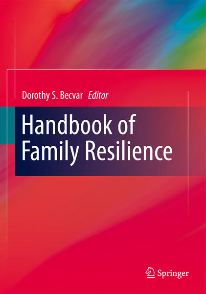 Handbook of Family Resilience - Coverbild