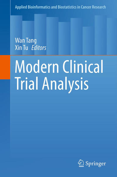 Modern Clinical Trial Analysis - Coverbild
