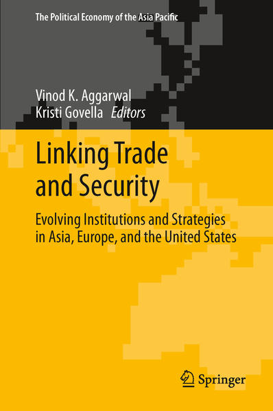 Linking Trade and Security - Coverbild