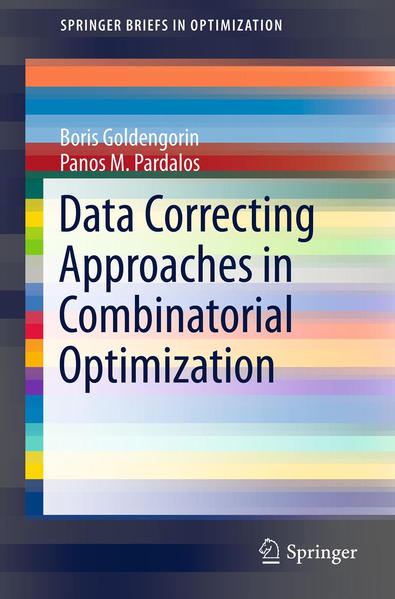 Data Correcting Approaches in Combinatorial Optimization - Coverbild