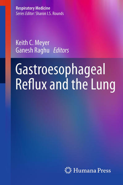 Gastroesophageal Reflux and the Lung - Coverbild