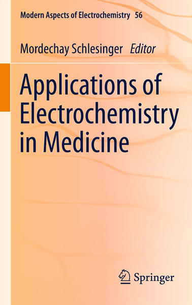 Applications of Electrochemistry in Medicine - Coverbild