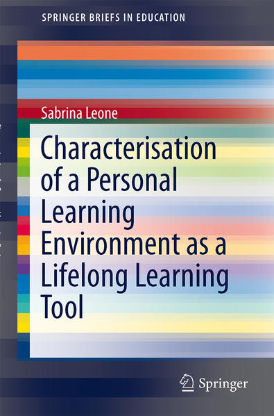 Characterisation of a Personal Learning Environment as a Lifelong Learning Tool - Coverbild