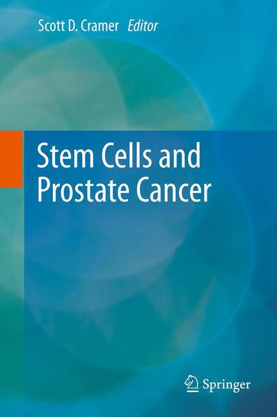 Stem Cells and Prostate Cancer - Coverbild