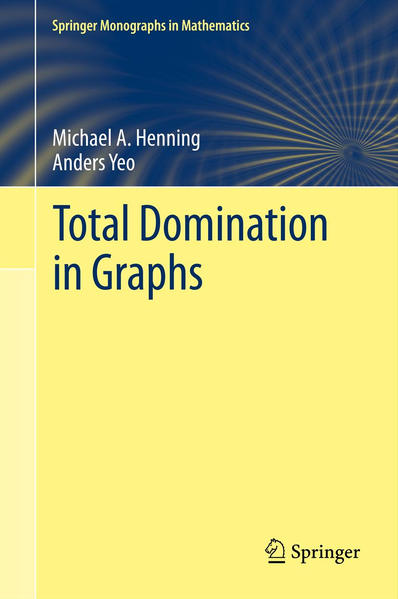 Total Domination in Graphs - Coverbild