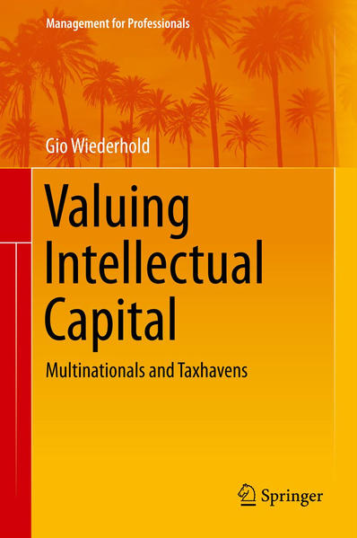 Valuing Intellectual Capital - Coverbild