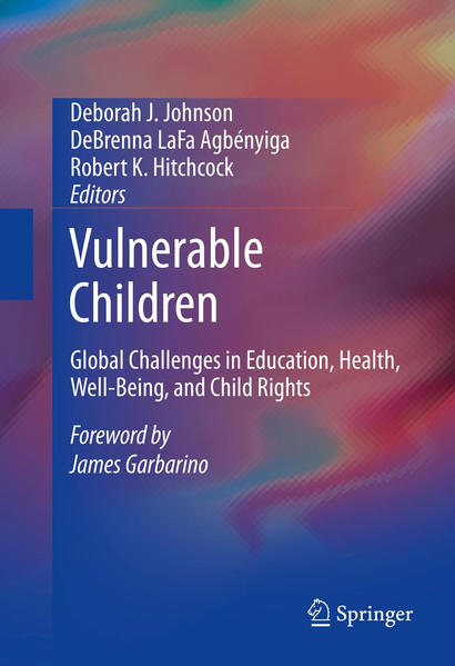 Vulnerable Children - Coverbild