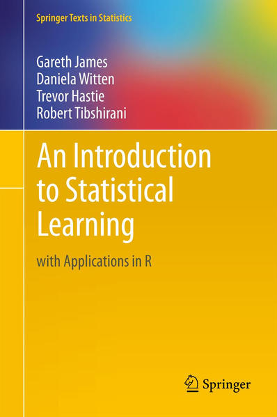 An Introduction to Statistical Learning - Coverbild
