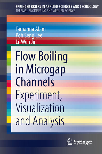 Flow Boiling in Microgap Channels - Coverbild