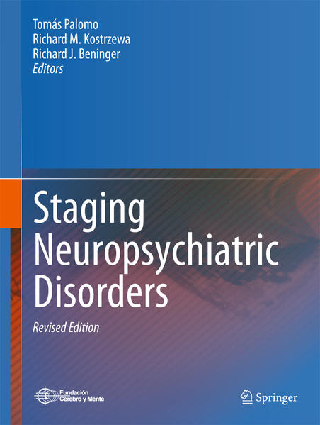 Staging Neuropsychiatric Disorders - Coverbild