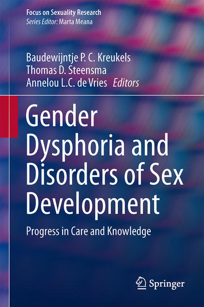Gender Dysphoria and Disorders of Sex Development - Coverbild