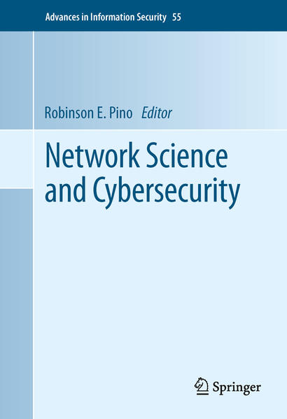 Network Science and Cybersecurity - Coverbild