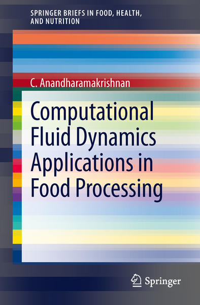 Computational Fluid Dynamics Applications in Food Processing - Coverbild