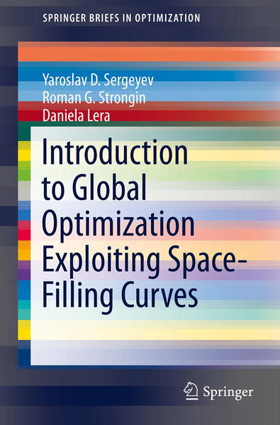 Introduction to Global Optimization Exploiting Space-Filling Curves - Coverbild
