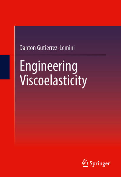 Engineering Viscoelasticity - Coverbild