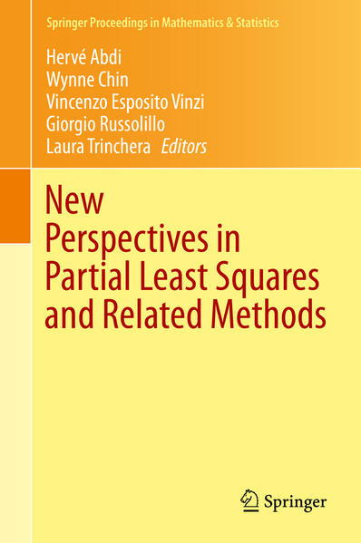 New Perspectives in Partial Least Squares and Related Methods - Coverbild