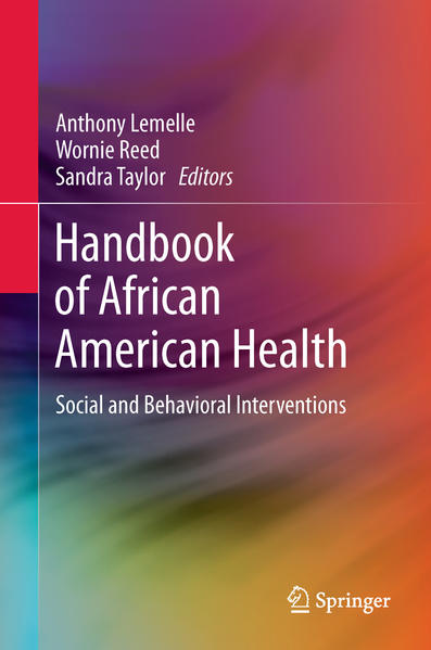 Handbook of African American Health - Coverbild