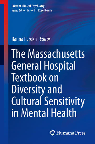 The Massachusetts General Hospital Textbook on Diversity and Cultural Sensitivity in Mental Health - Coverbild