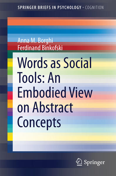 Words as Social Tools: An Embodied View on Abstract Concepts - Coverbild