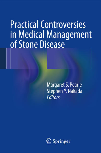 Practical Controversies in Medical Management of Stone Disease - Coverbild