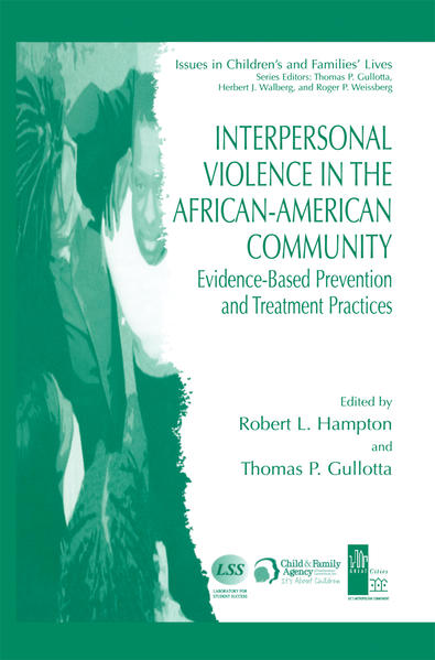 Interpersonal Violence in the African-American Community - Coverbild