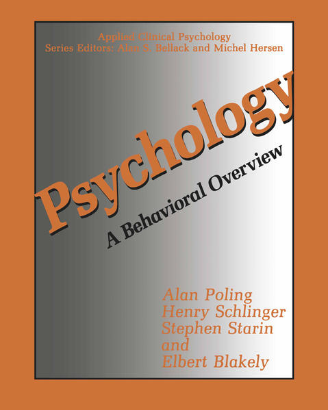 Psychology - Coverbild