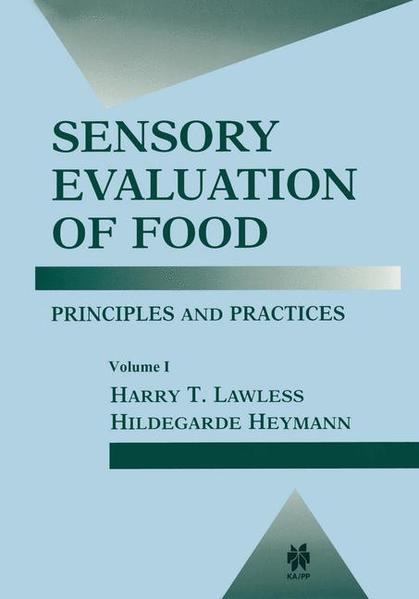 Sensory Evaluation of Food - Coverbild