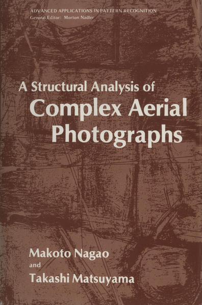 A Structural Analysis of Complex Aerial Photographs - Coverbild