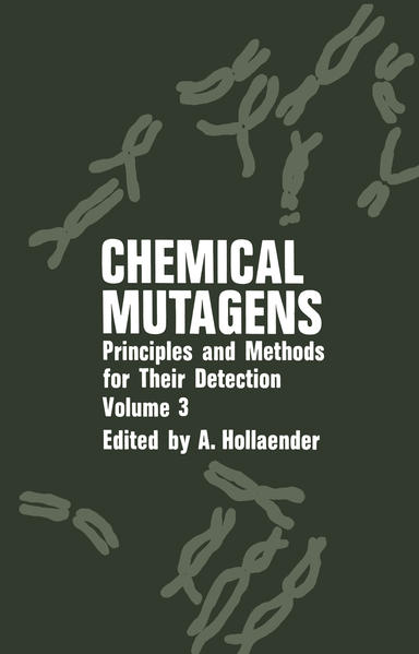 Chemical Mutagens - Coverbild