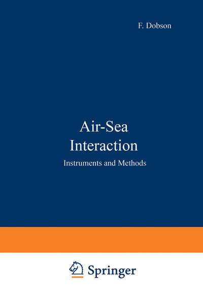 Air-Sea Interaction - Coverbild