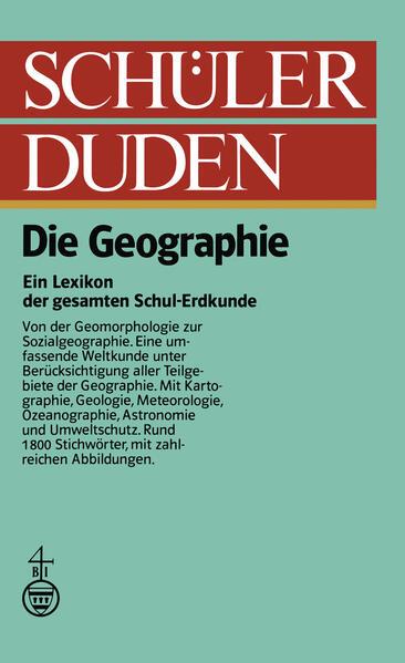Schülerduden - Coverbild