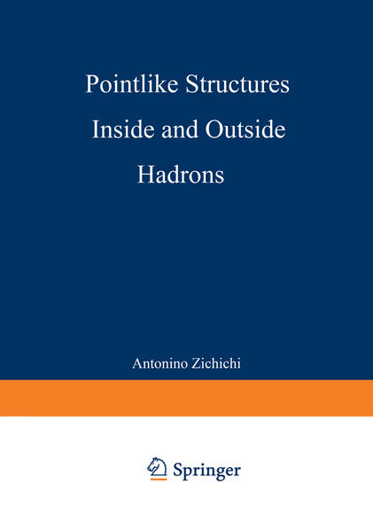 Pointlike Structures Inside and Outside Hadrons - Coverbild