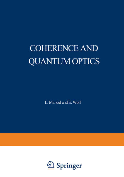 Coherence and Quantum Optics - Coverbild