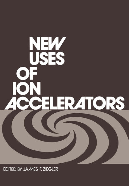 New Uses of Ion Accelerators - Coverbild
