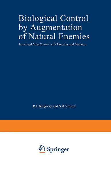 Biological Control by Augmentation of Natural Enemies - Coverbild