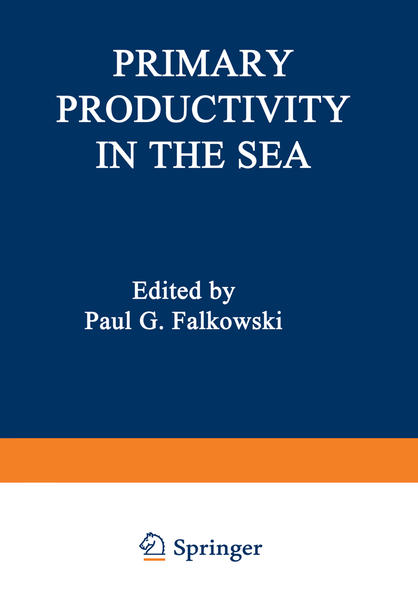 Primary Productivity in the Sea - Coverbild