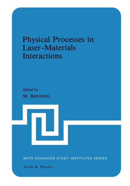 Physical Processes in Laser-Materials Interactions - Coverbild